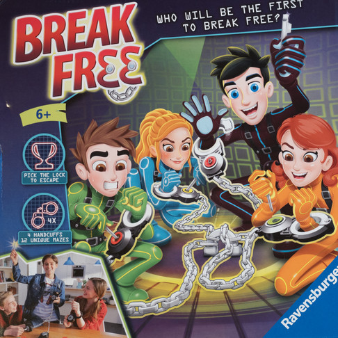 Ravensburger Break free game