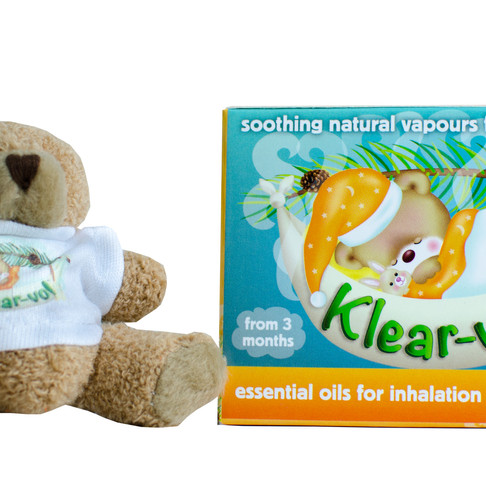 Klear-vol Essential oils for Inhalation
