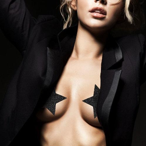Flash Nipple Pasties Star