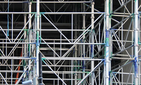 supported scaffolding and elevated platforms