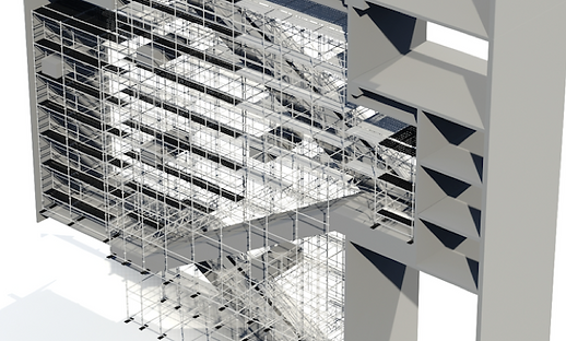 Engineered scaffold 3d design