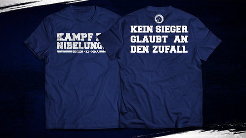 T SHIRT KDN NAVY