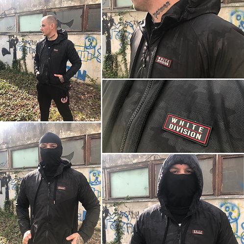 "Jacket ninja ""white division""."
