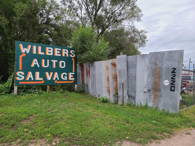 Wilber Auto Salvage  2220 Easton Ave Waterloo, IA 50702