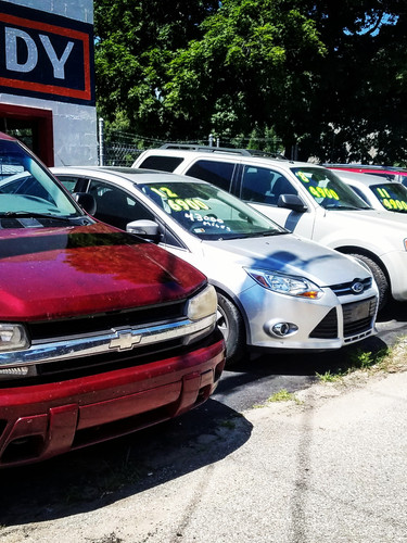 Used Cars Since 1939!