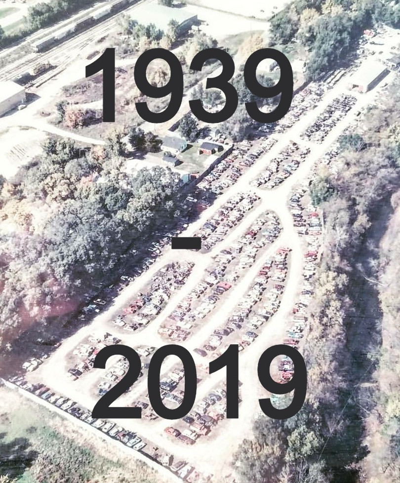 2019 was 80 years!