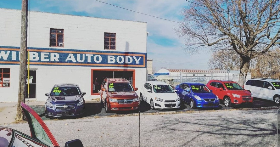 Wilber Auto Body is a great place to find your next car.