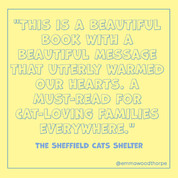 The Sheffield Cats Shelter Quote
