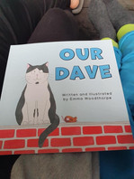 Our Dave at reading time