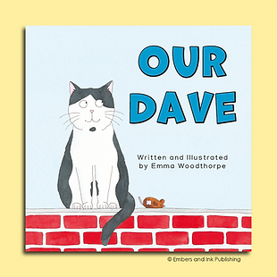 Our Dave a Rhyming Children's Picture Book