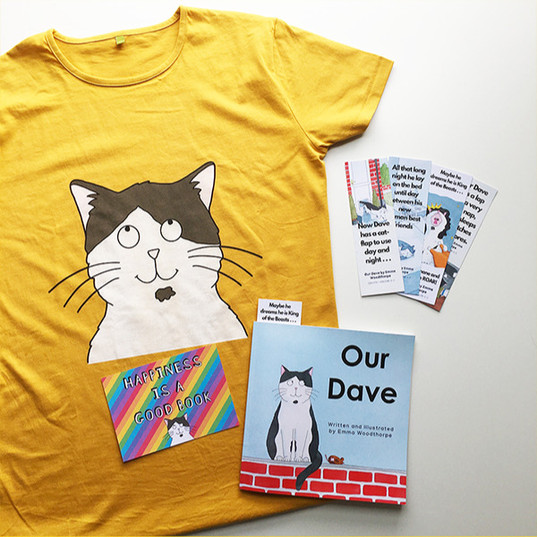 Our Dave teeshirts