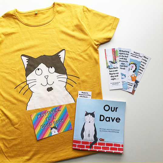 Our Dave teeshirts