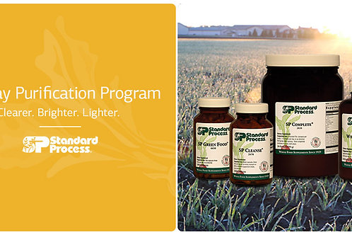 21 Day Purification - Kit Only