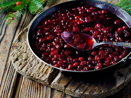 Recipe: Cranberry Sauce