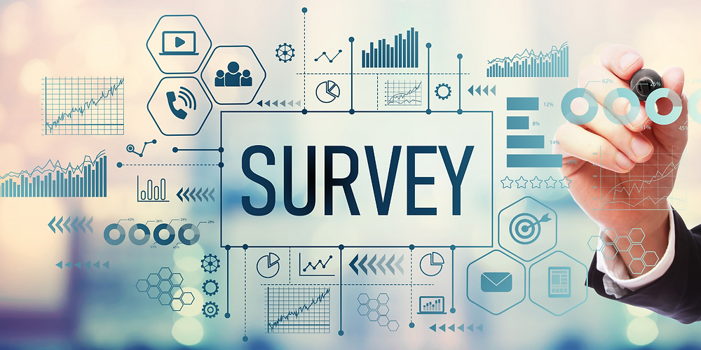 image representing customer satisfaction surveys