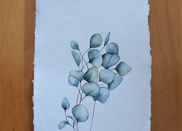A5 DRAWING THIN BRANCH