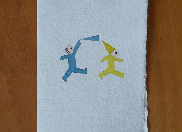 A6 CARD