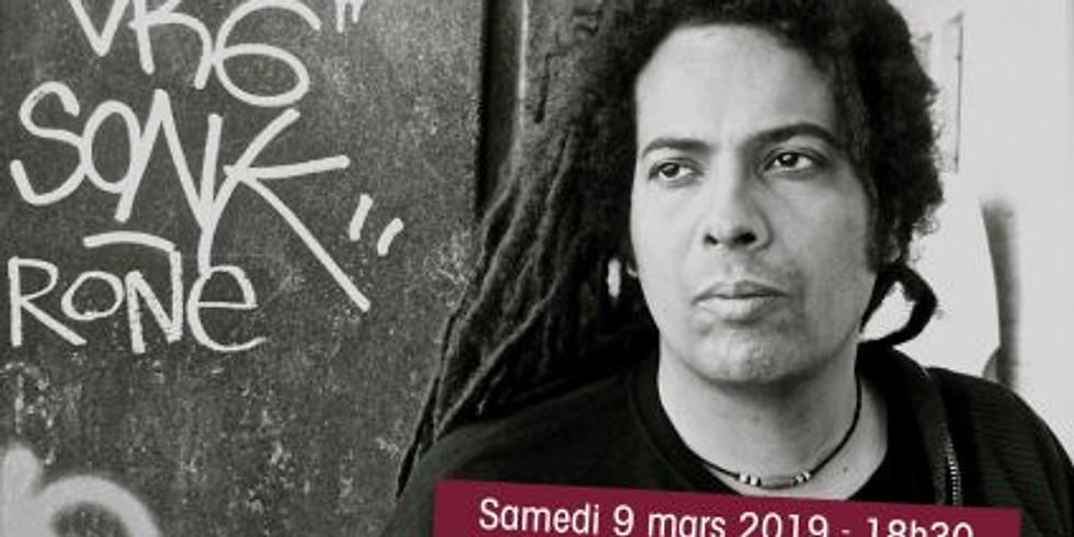 Turbulences : Concert slam poésie  avec Julien Delmaire