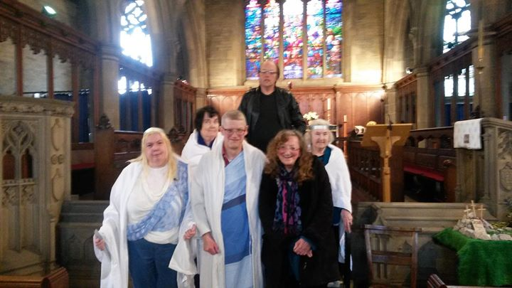 What a great performance of Jesus Christ Superstar by our singing group yesterday, everyone really e
