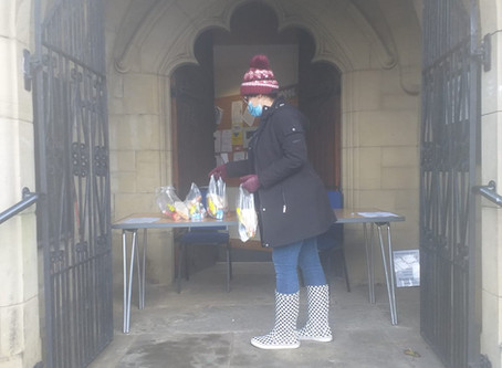 Half term at The West End Centre - no child should go hungry