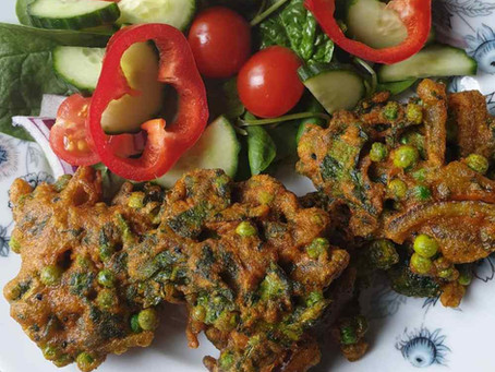 How To Make Summat Out Of Nowt #16 Foraged Spring Pakoras