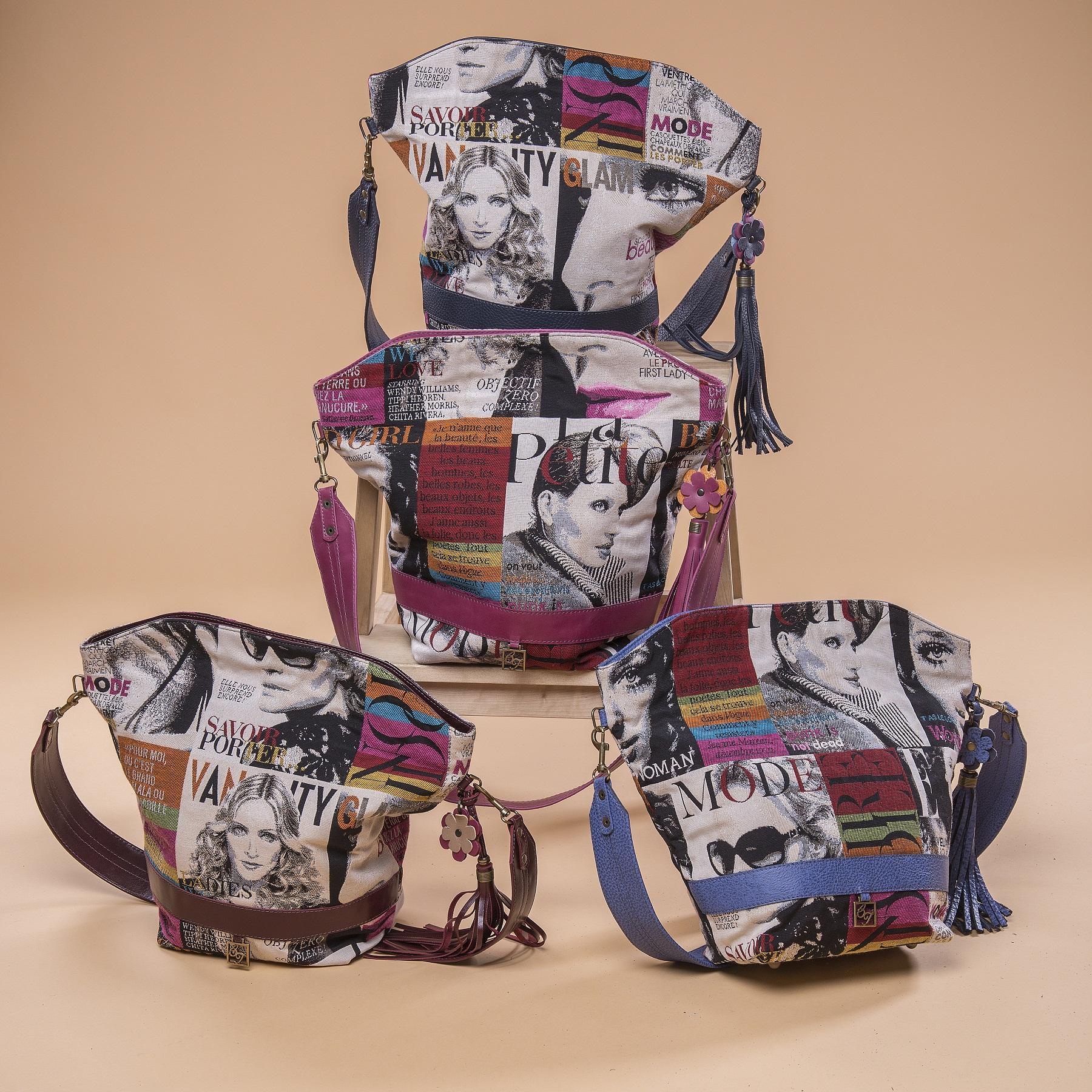 Wild Rose bags