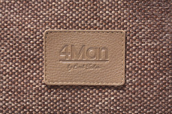 4Man embossed logo