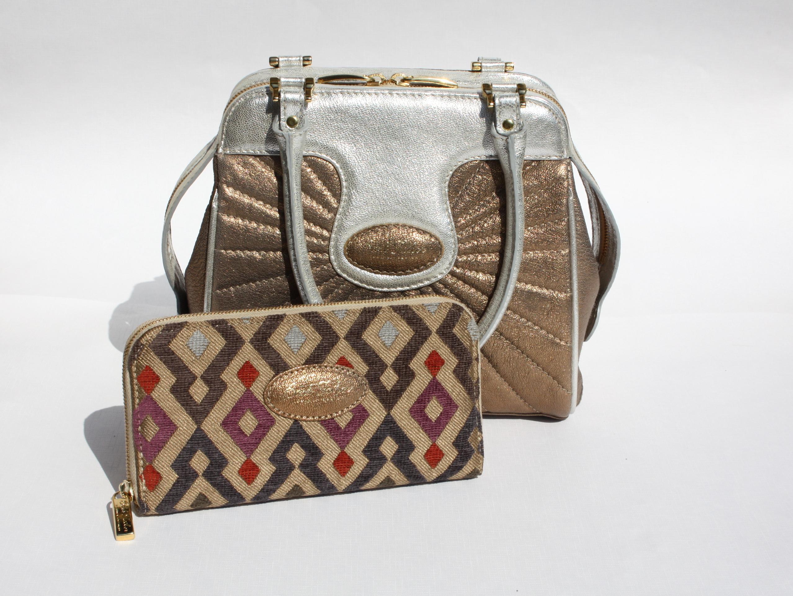Sivatag Rózsája táska és pénztárca