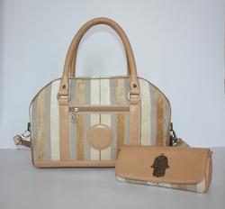 Miriam bag and Lu'lu'  cosmetic case