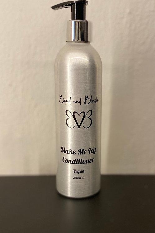 Make Me Icy Blue Conditioner - Vegan