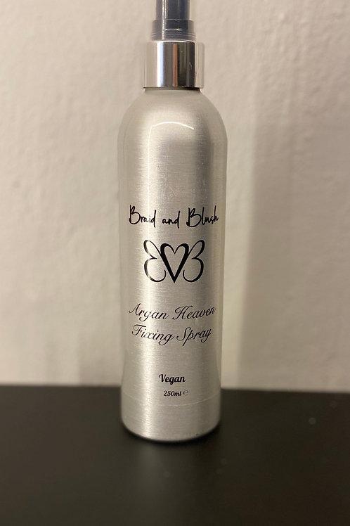 Argan Heaven Fixing Hair Spray - Vegan