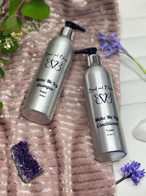 Make Me Icy Blue Shampoo - Vegan