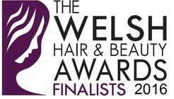 Finalists Badge - The Welsh Hair & Beaut