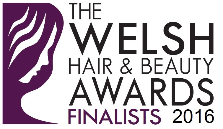 Finalists Badge - The Welsh Hair & Beaut