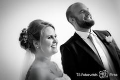Brautpaar im Kulturrathaus Dresden