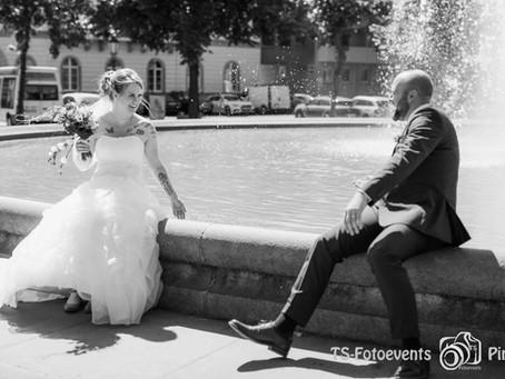Als Hochzeitsfotograf im Kulturrathaus Dresden