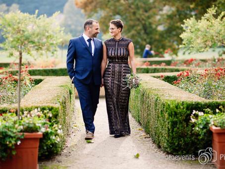 Hochzeit in einer sächsischen Kurstadt