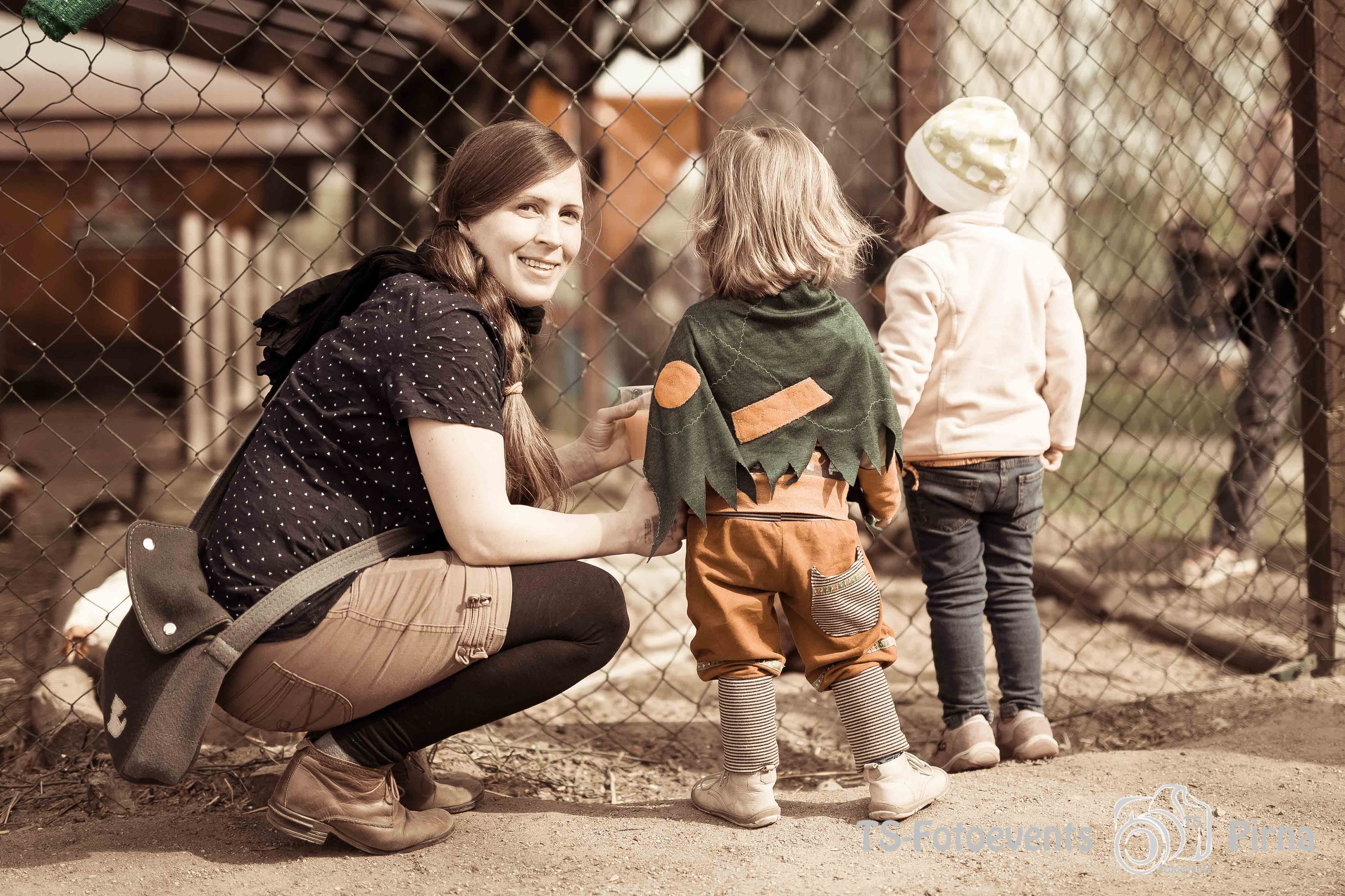 Familienfoto Nickern