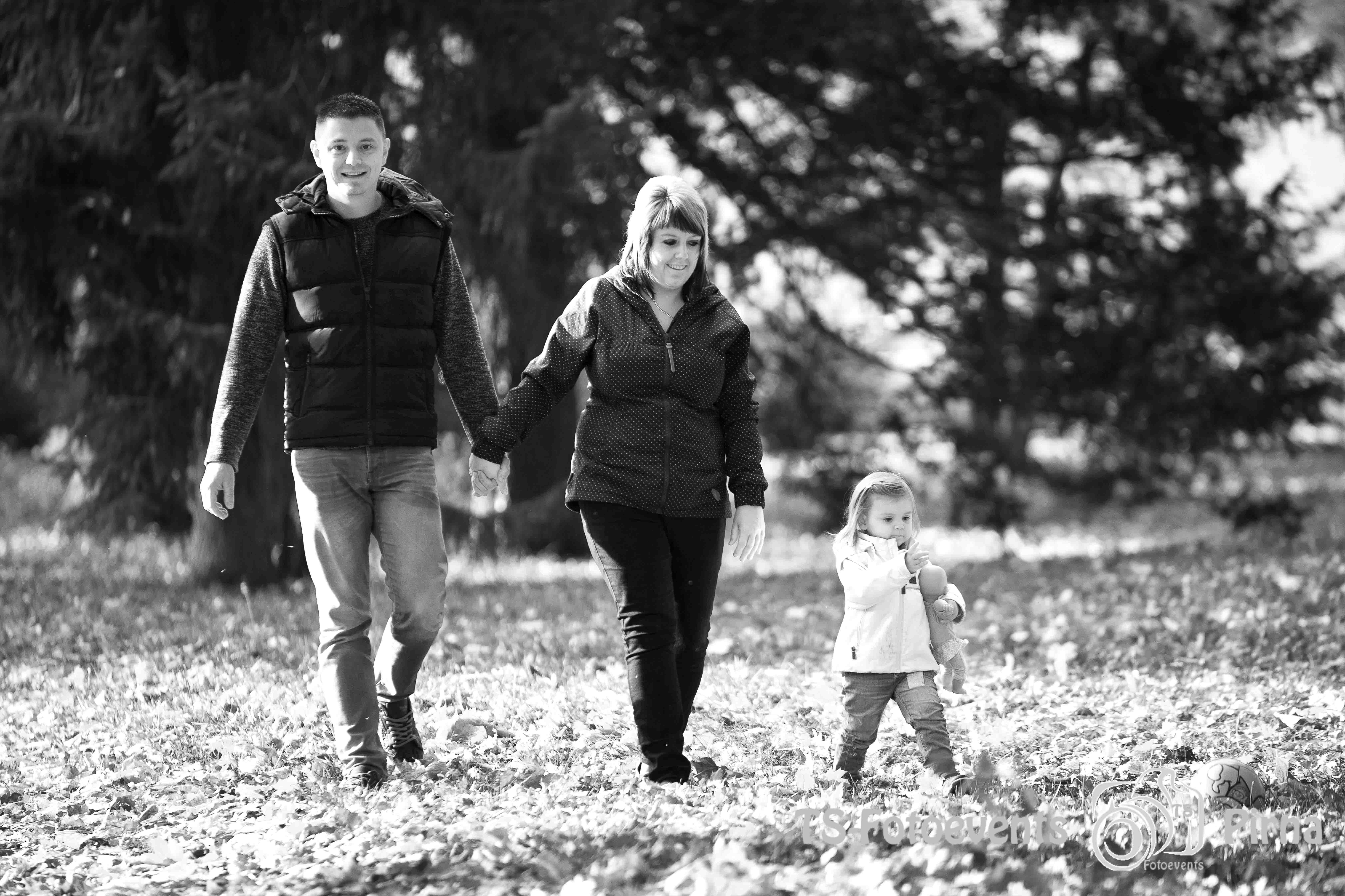 Familienfotos Herbst Bad Gottleuba