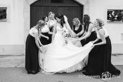 Hochzeit Freundinnen