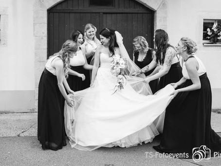 Hochzeit mit den allerbesten Freunden