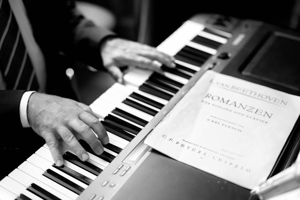 musikalische Begleitung zur Trauung
