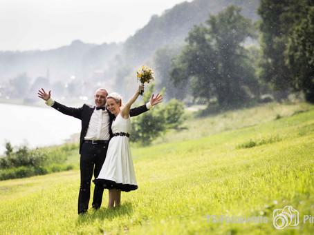 Hochzeit mit Petticoat