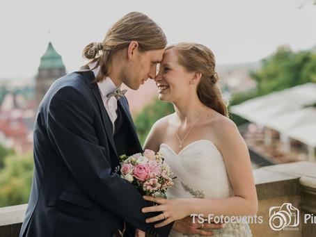 Hochzeitsreportage in Pirna - dem Tor zur Sächsischen Schweiz