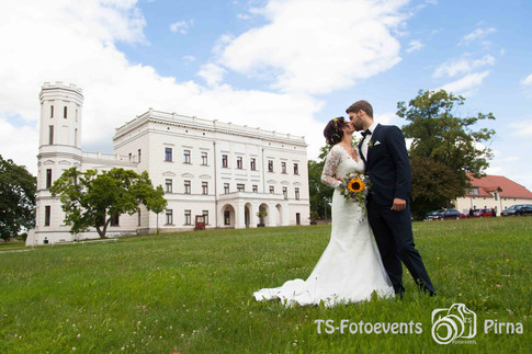 Hochzeit Schloss Krobnitz Oberlausitz