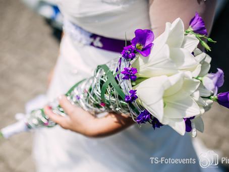 Hochzeit LILA