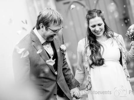 Hochzeit zu fünft