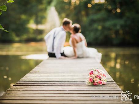 Hochzeitsfotografie in Moritzburg