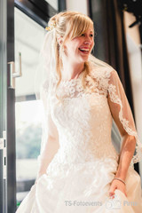 Hochzeitsreportage Lohmen Pirna, Braut