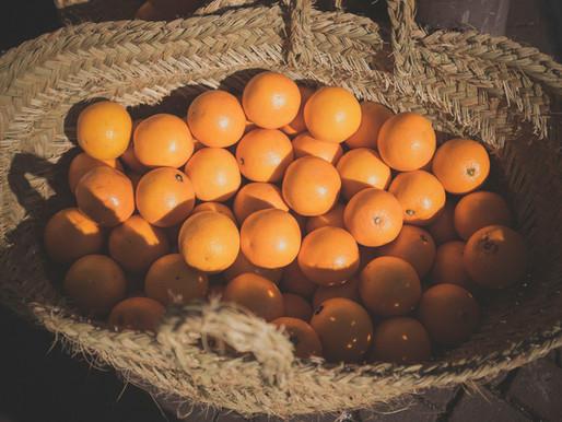 Craft Gin - Celebrating Orange